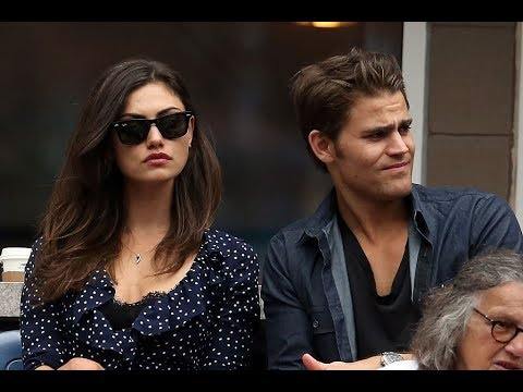 who is paul wesley dating or married to