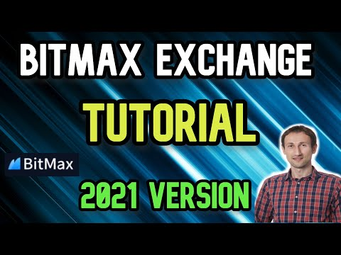 Bitmax Exchange Tutorial | How to use Bitmax Exchange