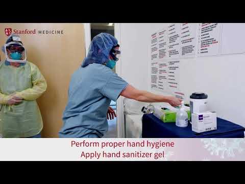 Enhanced Airway PPE: Inner Layer Doffing