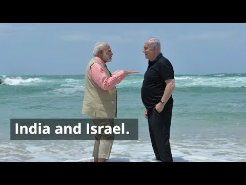 INDIA & ISRAEL-GROWING PARTNERSHIP