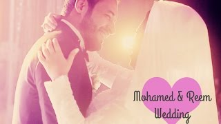 Tonigh is the Night | Mohamed & Reem Wedding Promo