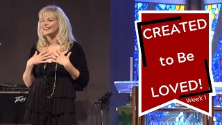 Week 1 Created To Be Loved BOJ 32