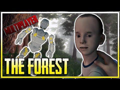 IDZIEMY PO WALDKA... ALE NIE BEZ PREZENTU!    THE FOREST MULTIPLAYER    (z: Bladii)