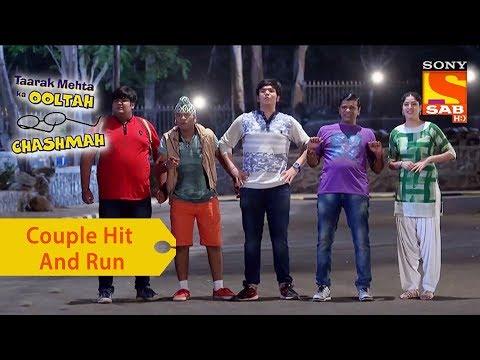 Your Favorite Character | Couple Hit And Run | Taarak Mehta Ka Ooltah Chashmah