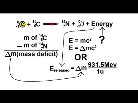 Ex: Exponential Model - Determine Age Using Carbon-14 Given Half Life from YouTube · Duration:  6 minutes 4 seconds