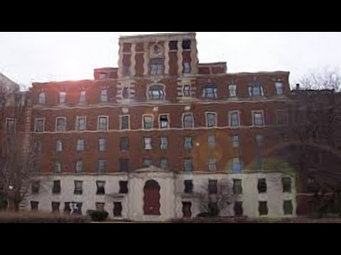 Exploring Old Copley Abandoned Hospital Pt. 1