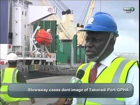 Takoradi Port stowaway concerns