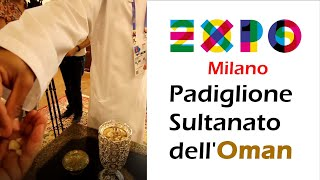 Expo Milano sultanato Oman