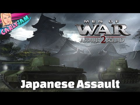 Japanese Assault - Vanilla Multiplayer - Men of War: Assault Squad 2