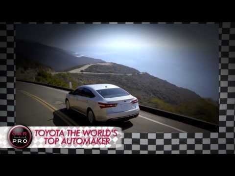 Car Pro Auto News: Lamborghini's 50th Anniversary; Toyota is #1 in World