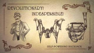 City of Heroes: Steampunk Booster Pack HD video game trailer - PC