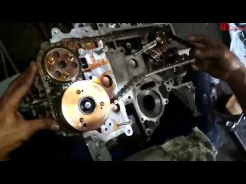 toyota avanza timing chain marks cara memasang timing chain avanza 1 3 youtube wiring diagram toyota avanza