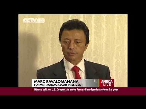 Madagascar's voters seek to end 4 years of political conflict