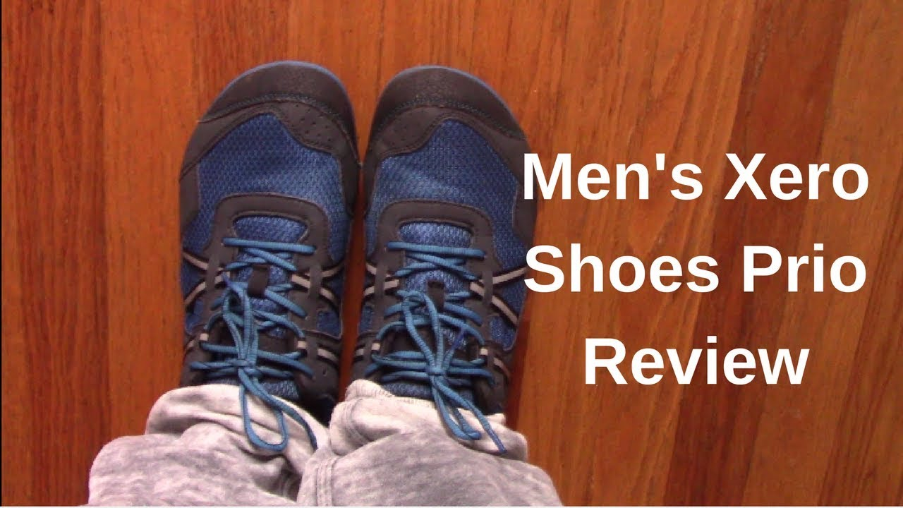 Xero Shoes Prio Review (Men's Walking