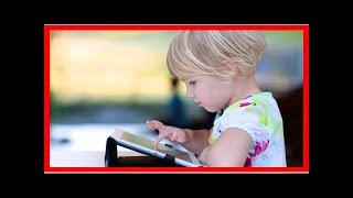 Envoyé spécial alerte sur le danger des écrans sur les enfants