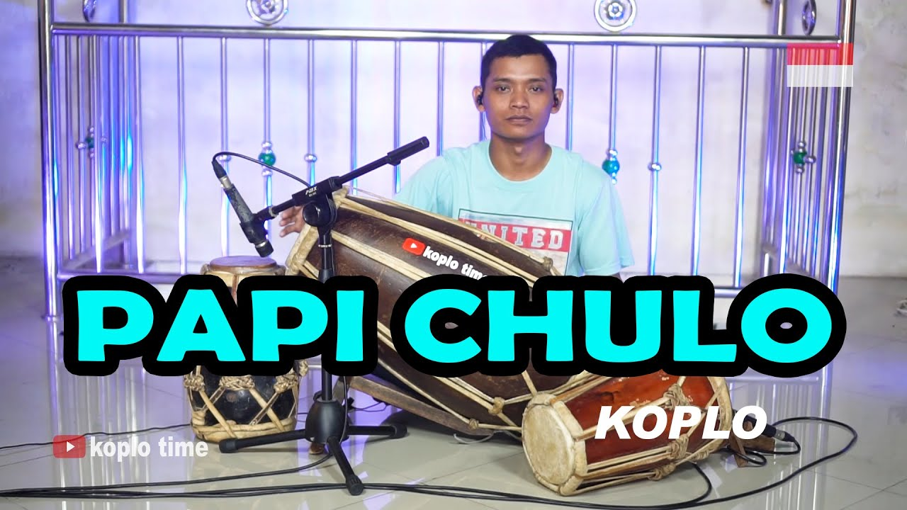Download Papi Chulo versi Koplo Jaipong