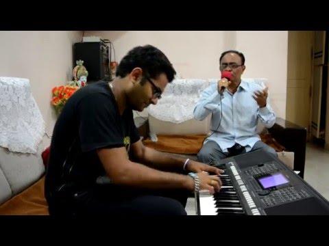 My Dad♥ sings: Tum Mujhe Yun Bhula Na Paoge , Ek Pyar Ka Nagma Hai . .