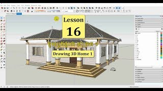 Baixar គូសផ្ទះ 3D ភាគ 1 by Learn with ME