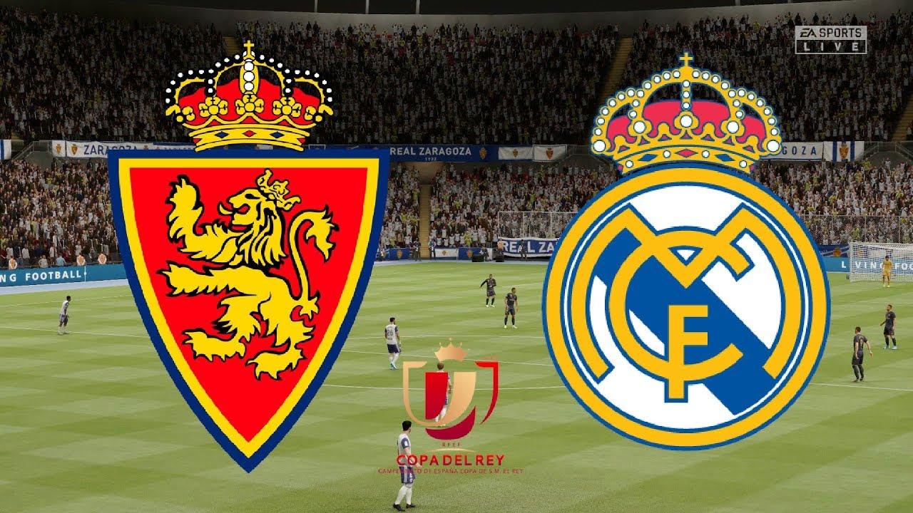 Real Zaragoza vs. Real Madrid LIVE STREAM (1/29/20): Watch ...