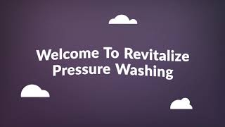 Revitalize Commercial Pressure Washing in Houston, TX