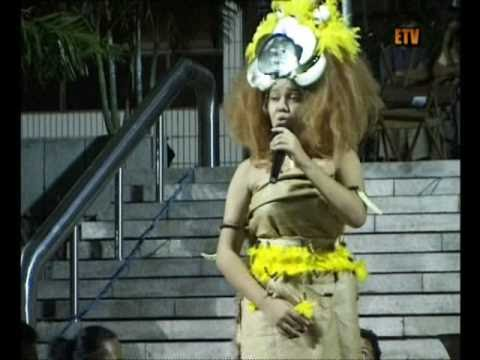 O A'U O LE SAMOA...AGGIE SU'A HEWSON LIVE SAMOA