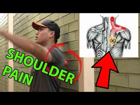 Fix Back And Shoulder Pain