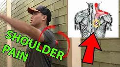 hqdefault - Back Pain Beneath Shoulder Blade