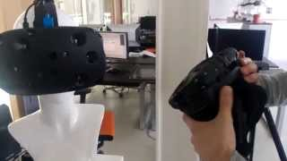 Unboxing the Valve/HTC Vive Dev kit @ Vertigo Games