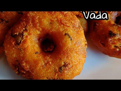 ரொம்ப எளிய செய்முறை  மெது வடை, உளுந்து வடை/Very Easy &Crispy Medu Vada Ulunthu Vadai Simple Recipes