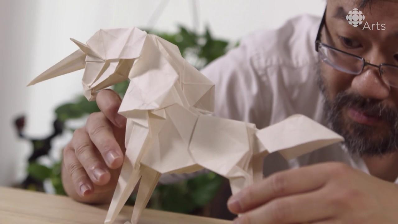 Origami Unicorn from Blade Runner folding Instructions. | Blade ... | 720x1280