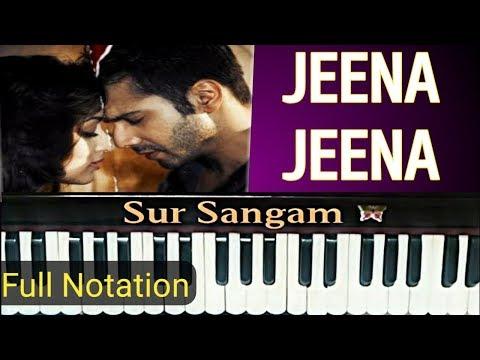 Jeena Jeena I Badlapur I Harmonium I Piano I Sur Sangam I Atif Aslam I Varun Dhawan