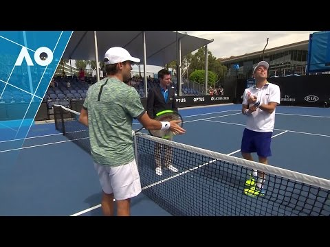 Bautista Agut v Pella match highlights (1R) | Australian Open 2017