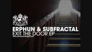 Erphun & Subfractal - Exit The Door EP [Excentric Muzik]