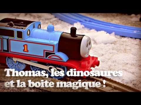 Thomas Le Petit Train - Thomas, les dinosaures et la boîte magique Travel Video