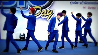 """THE RST"" cover ""ETERNITY+Rock Ur Body"" (VIXX) @ ""ISUZU BIG DAY :Dare to Dance"""