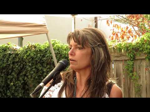 """Artemis Gallery-  Wendy Pace  """"Echo From The Canyon"""" Sept 9, 2017 Video by Rockitz"""