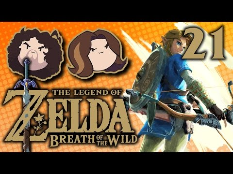 Breath of the Wild: The Blood Moon - PART 21 - Game Grumps