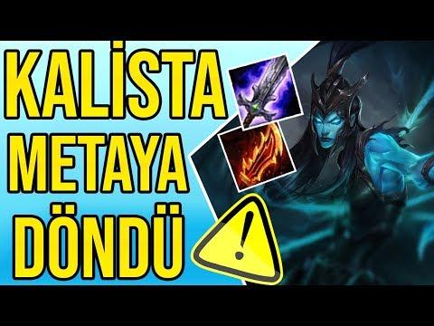 KALİSTA METAYA DÖNDÜ // GUİNSOO...