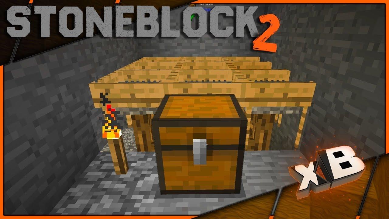 Stoneblock server hosting