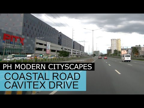 Coastal Road / Cavitex Drive Philippines