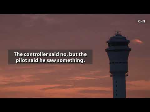 Pilots Claim They Saw UFO Flying Over Arizona