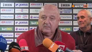 Венци Стефанов: Целта пред Славия е да играе добре и да бележи голове