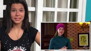 REAGINDO A CHIQUITITAS PARTE 2 - GABRIELLA SARAIVAH
