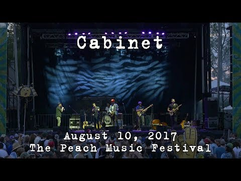 Cabinet: 2017-08-10 - The Peach Music Festival; Scranton, PA [4K]