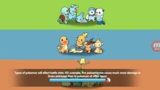 Master of monster (Monster battle) - New Pokemon Game REVIEW (Start gameplay)