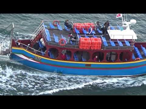 Supreme Cruises Boat from MSC Meraviglia Docked in Valletta Malta