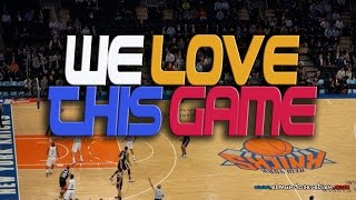 We love this game (NBA - Madison Square Garden) HD