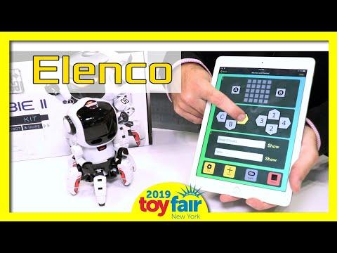 Elenco's Teach Tech Line @Toy Fair 2019