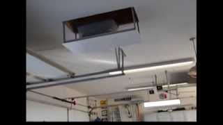 How Does A Versalift Attic Lift Work