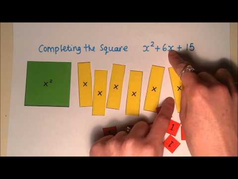 how to make algebra tiles